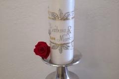 Hochzeitskerze 14
